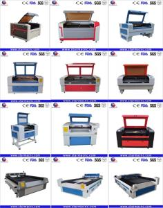Wholesale coated aluminum disk: Reci 100W CO2 Laser Tube Cutting Machine