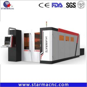 Wholesale steel sheet cut: CNC Fiber Laser Cutting Machine for Stainless Steel, Metal, Aluminium Sheet