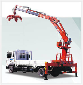 Wholesale Material Handling Equipment: Knuckle Crane [KN1204EX]