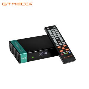 Wholesale digital mp4: 2020 Newest GTMEDIA V8X H.265 DVB-S/S2/S2X Satellite TV Receiver with CA Card Slot