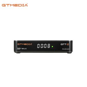 Wholesale dvb-t: GTMEDIA GTT-2 Android 6.0 TV BOX+DVB-T/T2/Cable/ISDBT 2GB RAM+8GB ROM Android Set Top Box