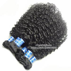 Wholesale hair extension tools: Curly Remy Human Hair 100% Natural Virgin Wholesale Brasilian Hair Weave
