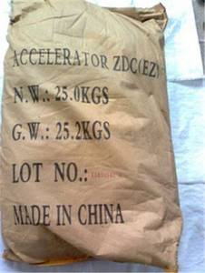 Wholesale sbr latex: Rubber Accelerator ZDEC