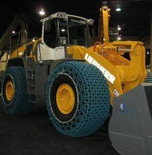 Sell CAT950 tyre protection chains23.5-25
