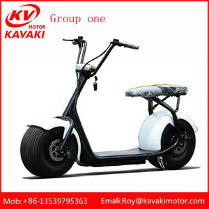 Wholesale passenger tricycle: China Supplier New Design Electric Scooter 800w 60v Citycoco Adults Scooter
