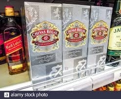 Sell Chivas Regal 12 Year Old Blended Scotch Whisky, 70 cl