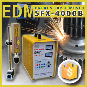 Wholesale Machine Tools: High Power Portable EDM Broken Tap Bolt Remover