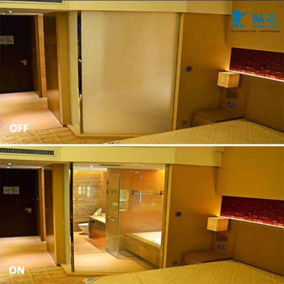 Sell PDLC Switchable Film Glass
