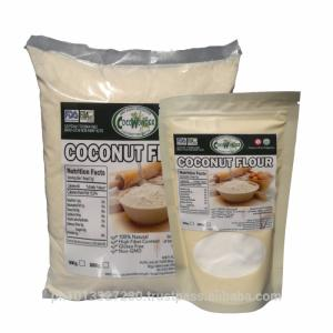 Wholesale organic flour: 20kg. in Kraft Bag COCONUT FLOUR Certified Organic by USDA & EU
