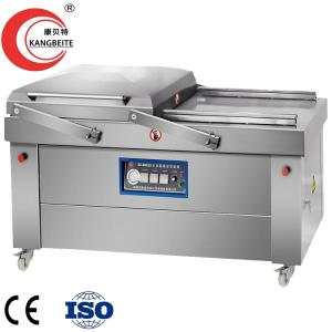 Wholesale custom display table covers: Double Chamber Vacuum Packing Machine