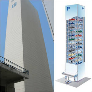Wholesale tower parking: Tower Parking System