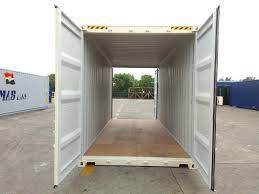 Wholesale Trailer: Double End Container