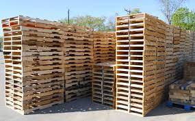 Wholesale pallets: Solid Wood Pallet for Sale