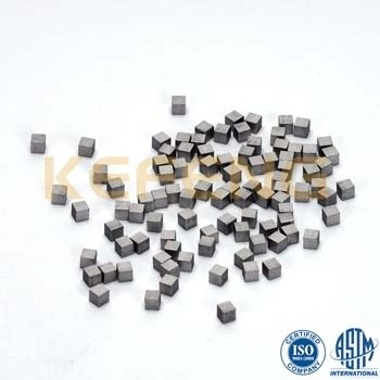 Sell tungsten alloy cubes