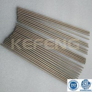 Wholesale copper alloy: Copper-tungsten Alloy Rod