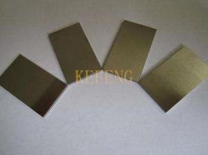 Wholesale Copper Alloy: Copper-tungsten Plate