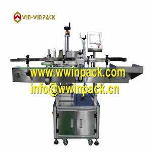 Wholesale positioning labeling machine: WIN-WIN PACK Automatic Round Bottle Positioning Label Machine( Vertical Type ) QL-822