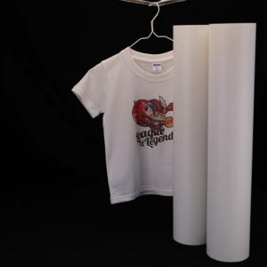 Wholesale film light: Eco-solvent Heat Transfer Film for Light-colored Fabric PU Transfer Film Roll Size UNEWPRINT