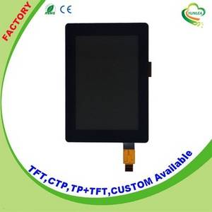 Wholesale touch monitor: 320x480 Pixels 3.5 Inch LCD Touch Screen Monitor with Msg2133a Chip