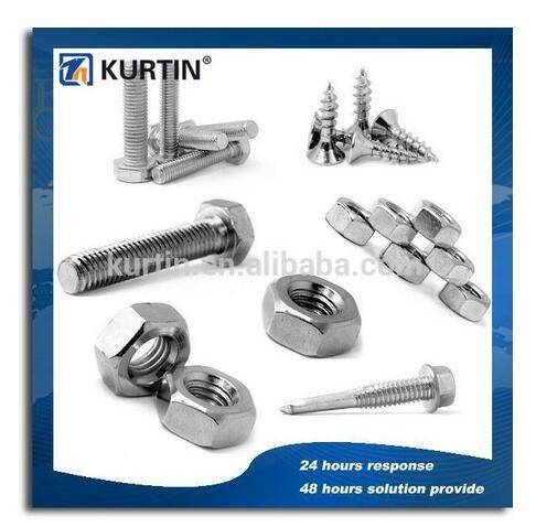 pan head: Sell ss304 stainless steel bolts and nuts for auto part