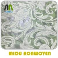 Cheap Biodegradable PP Non Woven Fabric Embossed Tissue Paper Embossing TNT Non Woven Fabric