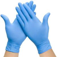 Disposable Nitrile Examination Gloves Powder Free Latex Medical Gloves for Surgical Examination