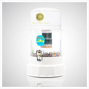 Wholesale water purifier: Mineral Water Purifier (Nature Gravity Mineral Water System)