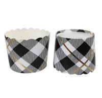 PE Coating Muffin Baking Oil Resistant Cupcake Paper Cups