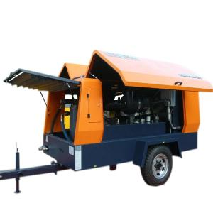 Wholesale Air-Compressors: Towable Mining  400cfm 13bar Portable Diesel Screw Air Compressor