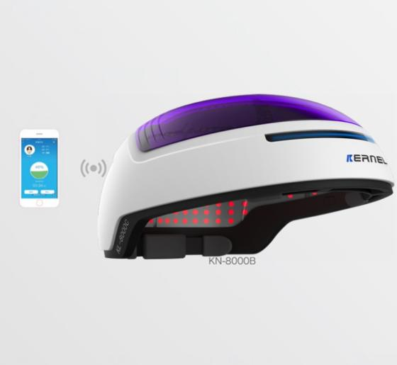 Sell Hair Loss Therapy KN-8000B LLLT Hair Growth Laser Helmet