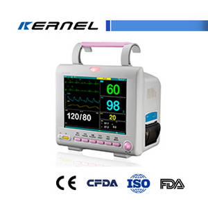 Wholesale patient monitor: Multi-parameter Patient Monitor 601D(CE Approved)
