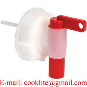 Wholesale hdpe fittings: Aeroflow DIN 51mm Dispensing Drum Lid/Cap with Tap for Containers/Jerry Cans