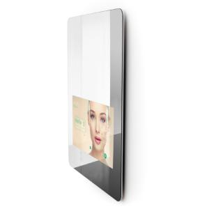 Wholesale touch mirror: 21.5 Inch Touch Display 800*600mm Smart Magic Mirror for Home Use or Shopping Mall Media Player