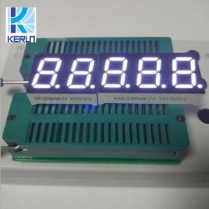 Wholesale 0.56 inch led display: Free Sample White Color 0.56 Inch 3 Triple Digit LED 7 Segment Display