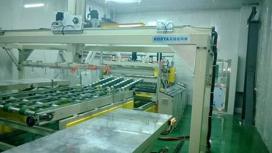 Sell ABS, PS, HIPS and PMMA Refrigerator Plate Extrusion Line