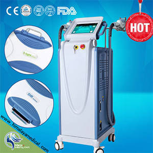 Wholesale IPL Beauty Equipment: AFT OPT SHR Golden Manufacture Super Hair Removal Machine /Shr Hair Removal /SHR950 Ipl Hair Removal