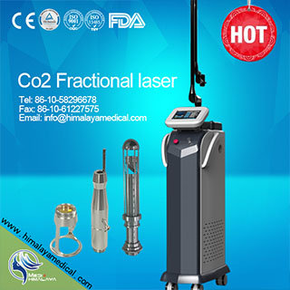 2016 New CO2 Fractional Laser Machine Vagina Tightening with Best Quality and Low Price