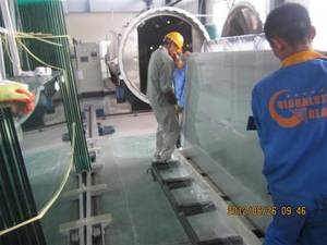 Wholesale white float glass: Laminated Glass