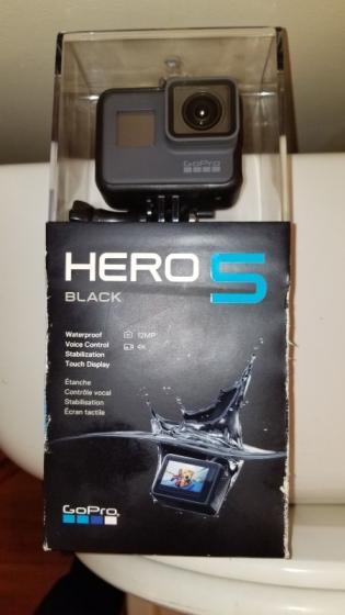 Sell GoPro HERO5 Black 4K Action Camera, Black