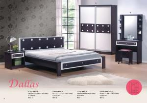 Wholesale bedroom set: Dallas Bedroom Set