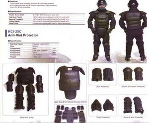 Wholesale tactical backpacks: Anti-Riot Suits Anti-Riot Shield Bulletproof Shield