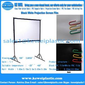Wholesale black white film: Black-white Projection Screen Film