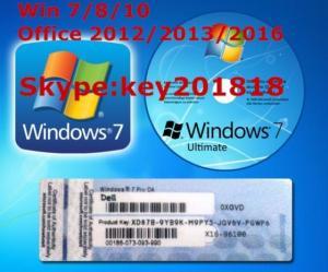 Wholesale w8: W8.1 Coa, W 8.1 Pro Key, WIN8.1 FPP Key, Win 8.1 OEM Key