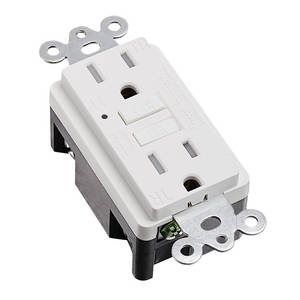 Wholesale bathroom: Reset Button GFCI Receptacle 15amp for Bathroom