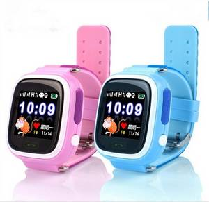 Wholesale watch: Touch Screen Kids GPS Watch