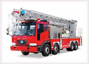 Wholesale safety lamp: Aerial Ladder Truck