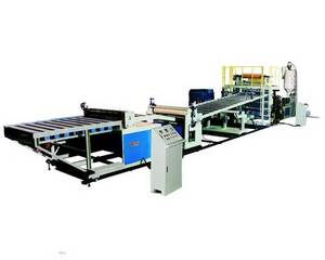Wholesale Plastic Injection Machinery: Plastic Sheet Production Plant