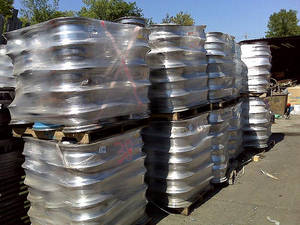 Wholesale rectangular aluminum wire: Aluminum Wheel Scrap