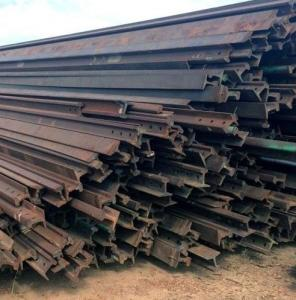 Wholesale steel scrap: Metal Scrap,Used Rails,Steel,HMS 1/2