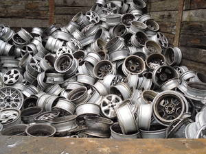 Wholesale rectangular aluminum wire: Aluminum Alloy Wheels Scrap / Aluminum Wheels Scrap